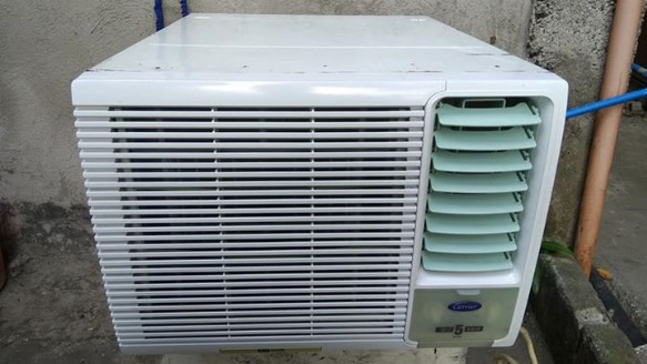 Aircon carrier .75hp photo