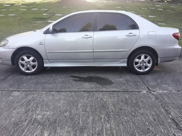 toyota altis v matic photo