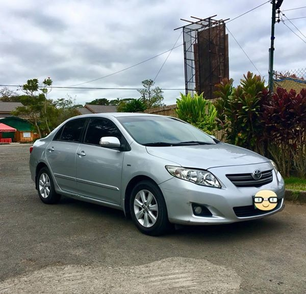 Toyota Altis 1.6G M/T photo
