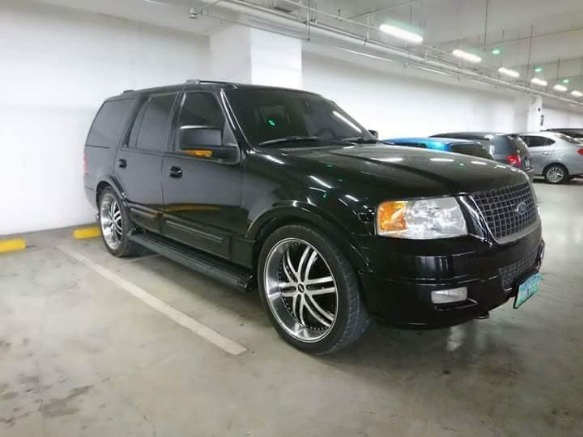 Ford expedition 2003 photo