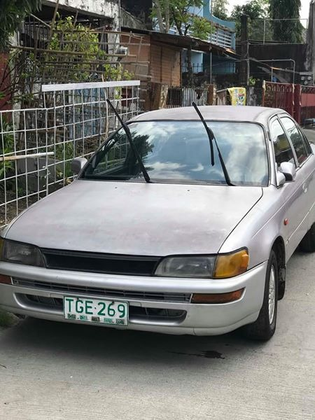 Toyota Corolla Gli 1993 photo