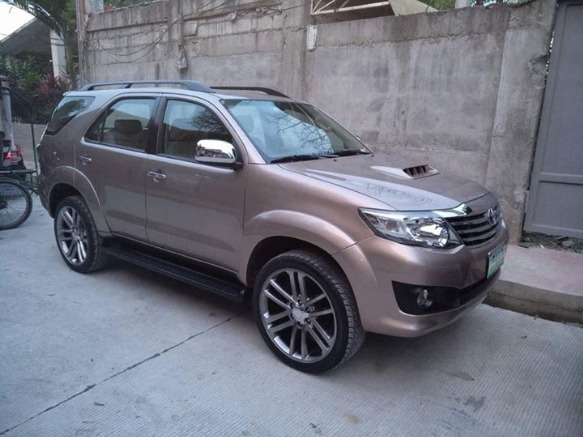 2006 Toyota Fortuner G photo