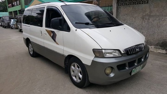 Hyundai starex Svx Diesel Rush sale photo