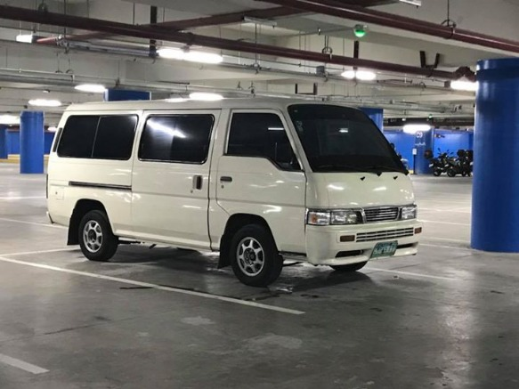 2008 nissan urvan 18 seater photo