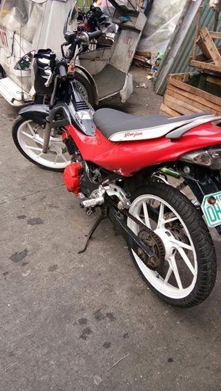 Suzuki Raider 150 1st Gen 2005