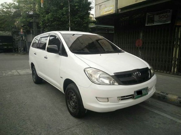 Toyota innova manual gas vvti j photo