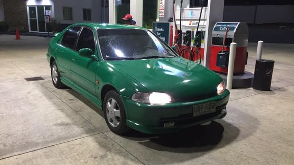 Honda Civic Esi D15B Vtec Head 1995 photo
