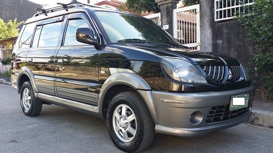 Mitsubishi adventure GLS sport photo