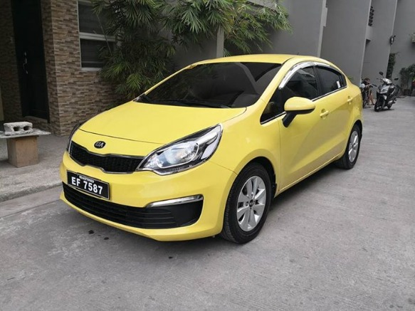 2016 Kia Rio 1.4 EX A/T photo