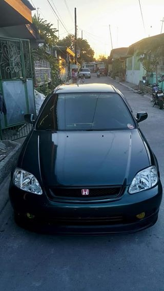 Honda Civic Legit Padek S.I.R body Vtec photo