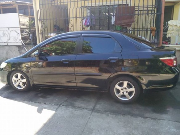 honda city idsi photo