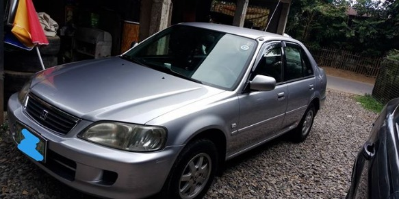Honda city type Z mt 2002mdel photo