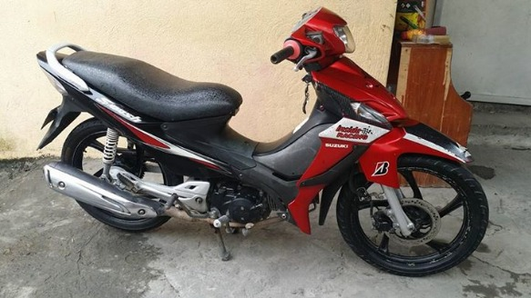 Suzuki smash titan 115c 2011 model photo