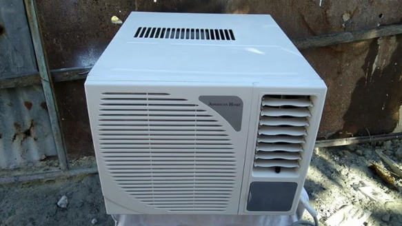 Aircon american home 1hp photo