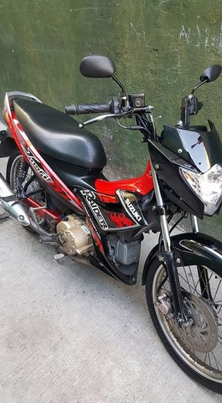 Suzuki raider j fi photo