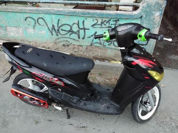 Yamaha mio sporty 2014 model image 2