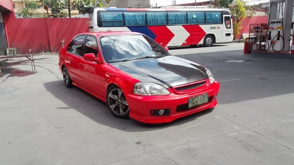 Honda civic SIR B0dy 99 matic loaded photo