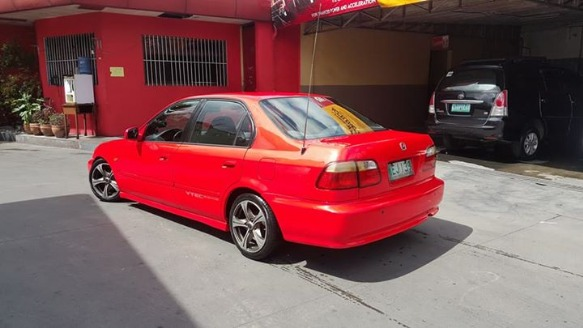 Honda civic SIR B0dy 99 matic loaded image 4