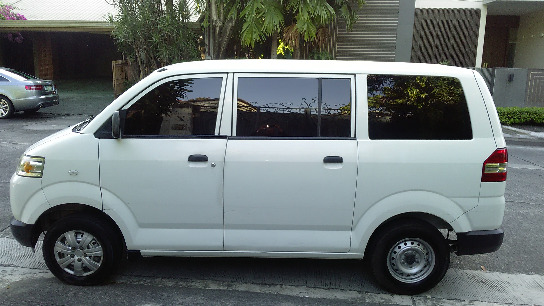 Suzuki APV Mini VAn photo