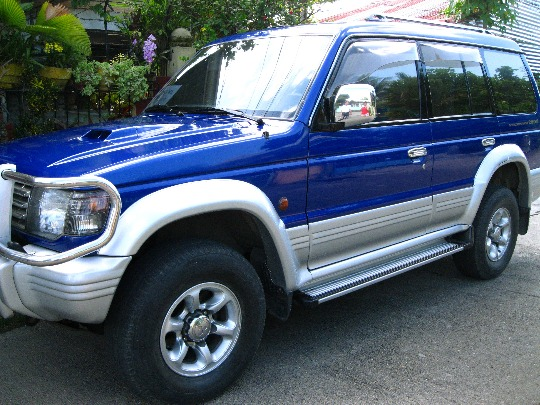 Mitsubishi Pajero (2007 Model) photo
