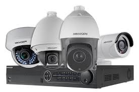 High Performance CCTV Security Cameras for Home and Business Use. photo
