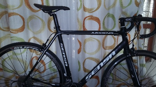 Road bike and mountain bike (package deal) photo
