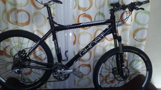 Road bike and mountain bike (package deal) image 3
