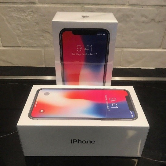 Smartphone Apple iPhone X 256Gb,64Gb Original, Unlocked + Apple Warranty photo