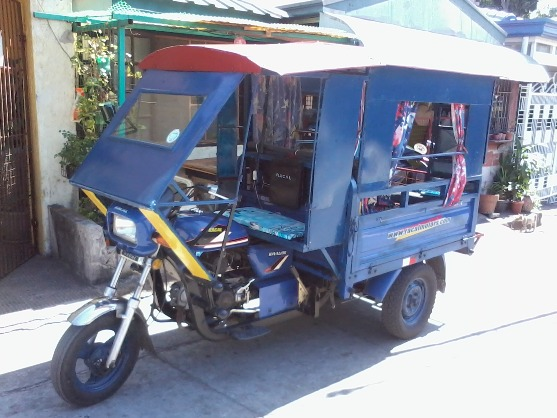 Racal haval 100 cargo motorcycle photo