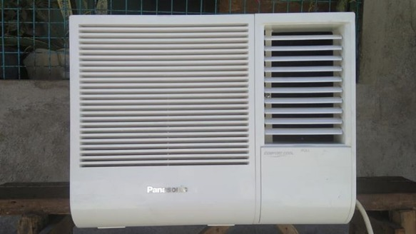 Aircon panasonic 1hp photo