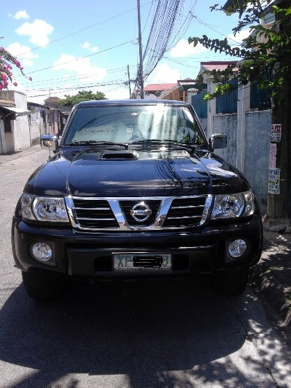 2004 Nissan Patrol Presidential Edition A/T Turbo Diesel photo