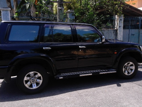 2004 Nissan Patrol Presidential Edition A/T Turbo Diesel image 2