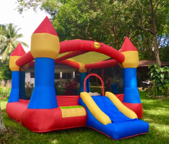 Professional Inflatable happy bounce image 2