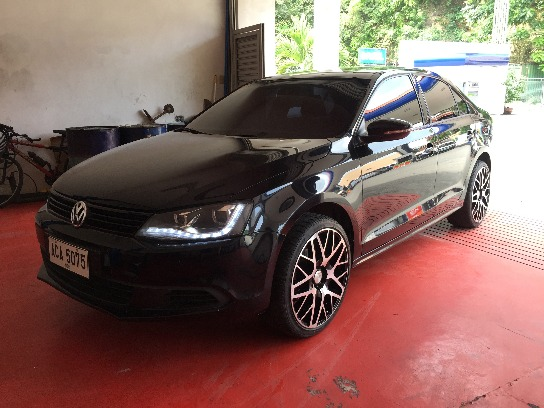 JETTA, MODEL 2014, MANUAL, DIESEL, MILEAGE 25K photo