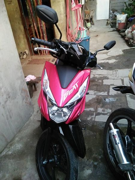 Honda beat 110 photo