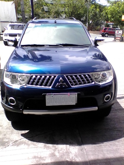 2010 mits montero GLS automatic photo