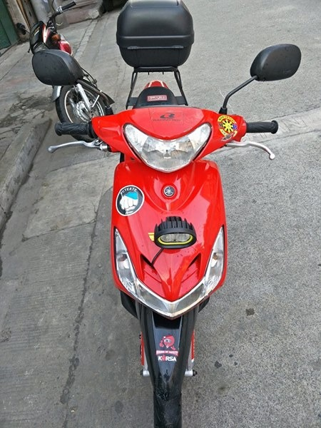 mio sporty 2005 model photo