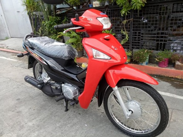 Honda wave 110 BRAND NEW no issue registered 2018 photo