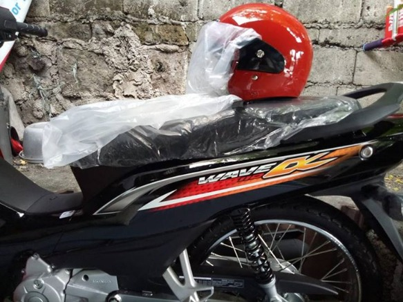 Honda wave 110 BRAND NEW no issue registered 2018 image 4