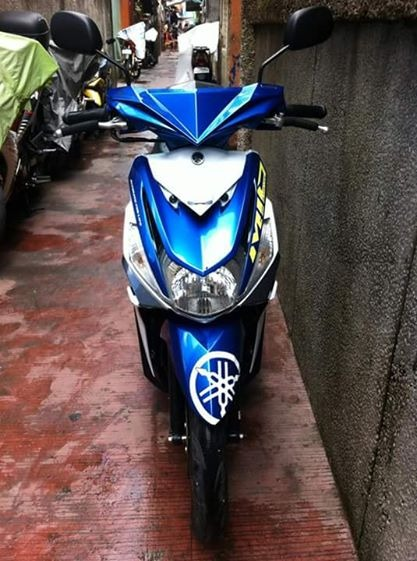 yamaha mio 125i 2016model photo