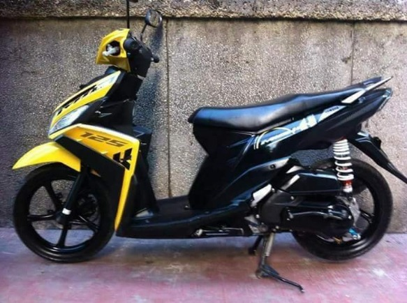 yamaha mio 3 125i fi 2016model photo