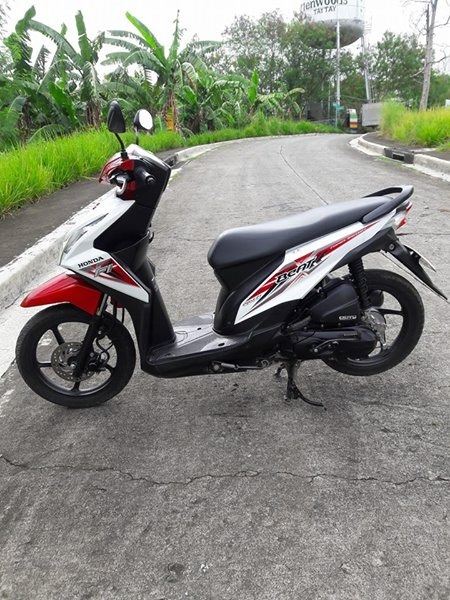 Honda Beat F.i 2015 model photo