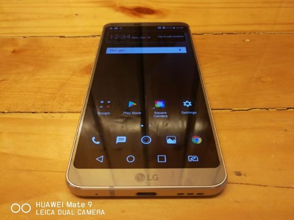 LG G6 Dual 64GB 4GB Ram 4G LTE photo