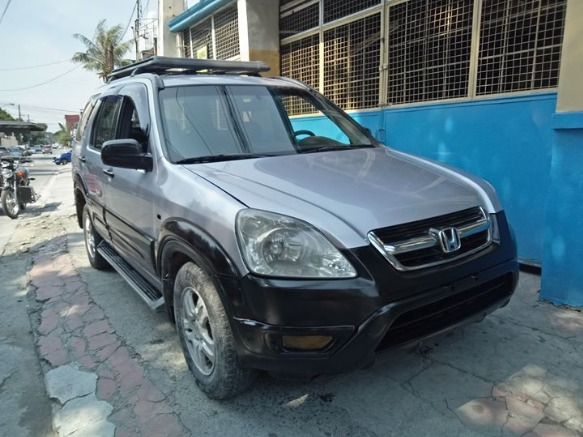 Honda CRV 2003 photo