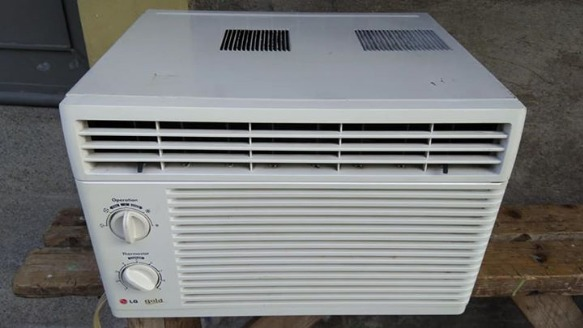Aircon LG gold .6hp photo