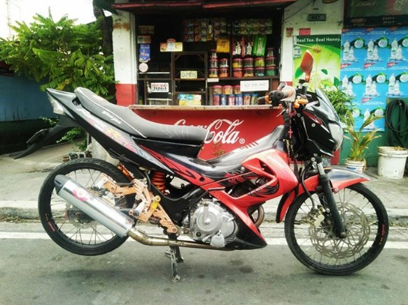 suzuki raider 150 1st gen for sale photo