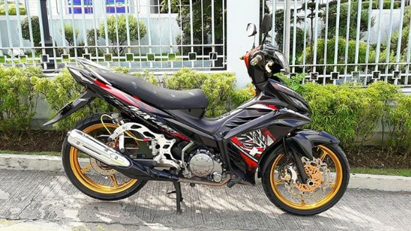 Sniper MX 135 (Fresh) 9k mileage only photo