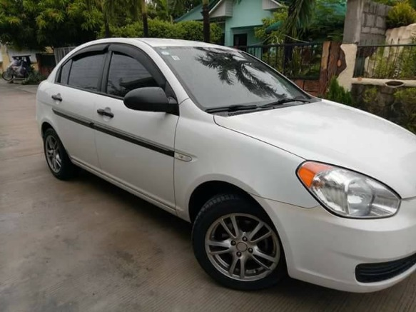 Hyundai accent crdi 2008 model photo