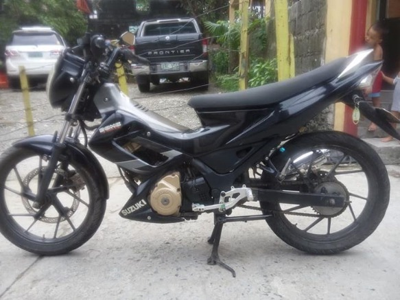 raider 150cc 2008mdl photo