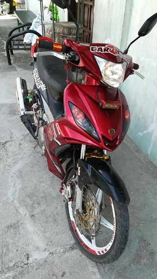 yamaha sniper 135 2006 matic photo
